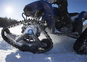 Yamaha Grizzly Camso Tatou T4S Tracks! All year use! Only $3999!