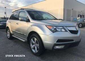 2010 Acura MDX AWD, Bluetooth, Backup Cam, 3rd Row Seating, Sate