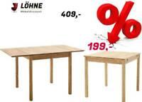 Esstisch Esszimmer Küche Ausziehbartisch Massivholz Breslau Nordrhein-Westfalen - Löhne Vorschau