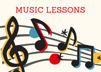 PIANO, ACCORDION,SAXOPHONE, LESSONS FOR BEGINNERS
