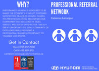 Professional Referral Network