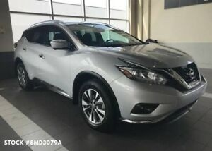 2015 Nissan Murano SL | All Wheel Drive | Backup Cam | Navigatio