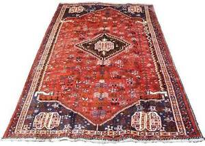 Royal Qashqaei Wool on Wool Authentic Shiraz Persian Rug Hornsby Hornsby Area Preview