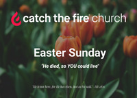 Looking for a church to go to this Easter? Come join us!