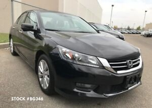 2015 Honda Accord EX-L V6, Bluetooth, Backup Cam, Leather, Heate