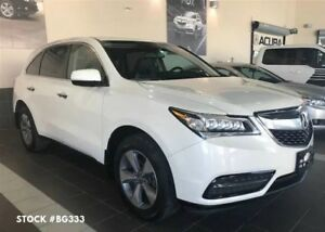 2014 Acura MDX 7 Seats | All Wheel Drive | Backup Camera |