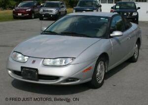 2001 Saturn SC 3dr Coupe