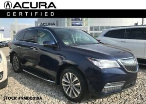 2016 Acura MDX Tech | DVD | All Wheel Drive | Backup Camera