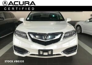 2016 Acura RDX AWD, Bluetooth, Backup Cam, Adaptive Cruise Contr