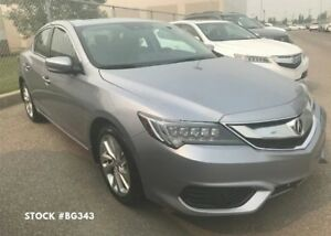 2016 Acura ILX Premium, Remote Start, Bluetooth, Backup Cam, Lea