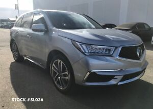 2018 Acura MDX Navigation Package, Demo, AWD, Backup Cam