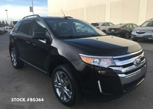 2014 Ford Edge SEL, AWD, Bluetooth, Backup Cam, Navigation