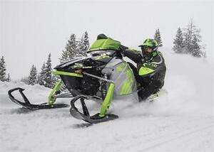 2018 ARCTIC CAT SNOW CHECK TIME IS HERE ON THE NEW MODELS !