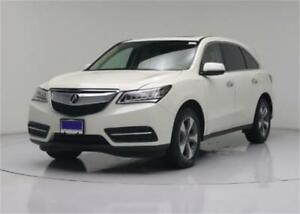 2015 ACURA MDX AWD |CAMERA|ROOF|PHONE|7PASS|NOACCIDENT|WARRANTY