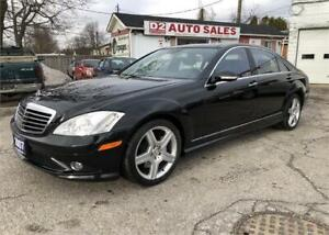 2007 Mercedes-Benz S550 4Matic/Certified/Accident Free