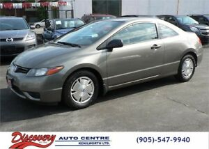 2008 Honda Civic Cpe DX-G