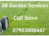 SB Garden Services