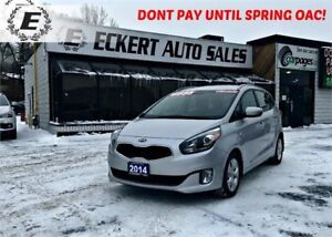 2014 Kia Rondo LX HATCHBACK WITH BLUETOOTH
