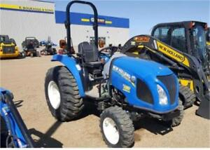 New 2014 Boomer 37 Compact Tractor