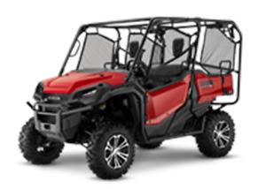 2017 Honda 1000 Pioneer 5 DLX 1.9% Comm/Farm $18,299 Save $2500!