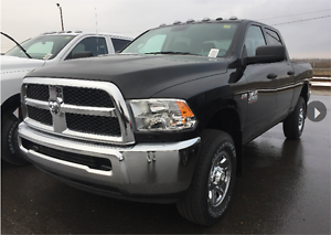 2017 RAM 2500 ST GAS PRICED TO SELL ...CHECK IT OUT !!