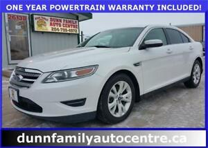 2012 Ford Taurus SEL CARPROOF CLEAN