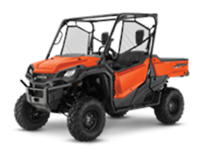 *One-Owner* 2016 Honda 1000 Pioneer Finance/Winch Offer!