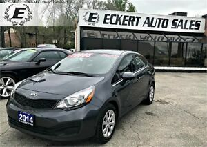 2014 KIA RIO LX | WITH HEATED SEATS & BLUETOOTH