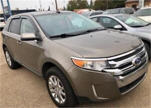 2013 Ford Edge Limited AWD NAVIGATION LEATHER REMOTE STARTER