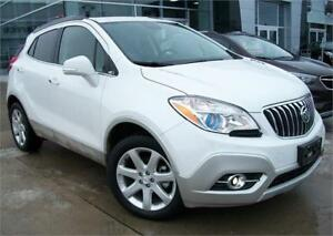 2015 Buick Encore AWD|Navi|BOSE|Backup Cam|Leather|Sunroof