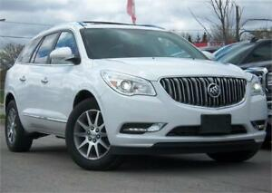 2016 Buick Enclave Leather|AWD|Sunroof|Remote Start|Heated Seats