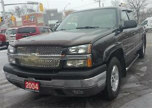 2004 Chevrolet Silverado 1500 LS 2 YRS WARRANTY ACCIDENT FREE