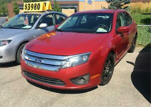 2010 Ford Fusion 140 000km