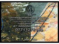 Patio cleaning ,driveway cleaning , jetwashing services