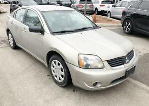 2007 MITSUBISHI GALANT NO ACCIDENTS!!