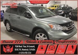 2010 Honda CR-V 4x4 ( jamais accidenté )NO ACCIDENT/AWD LX