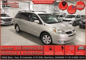 2005 Toyota Sienna LE Navigation/Camera /Mags /Groupe Electrique
