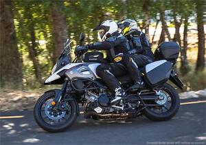 2018 Suzuki V-Strom1000-Factory Order-No Payments for 1 Year**