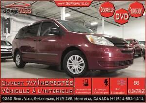 2004 Toyota Sienna CE **BAS KIOMETRAGE* DVD/Demarreur a Distance