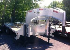 Galvanized Steel Equipment Trailer