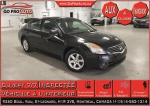 2008 Nissan Altima 4 cylindres 36$/semaine