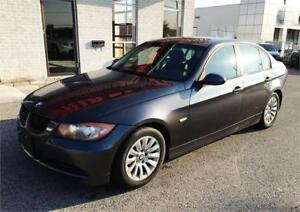 2006 BMW 323i LEATHER BLUETOOTH & MORE! NEW ARRIVAL
