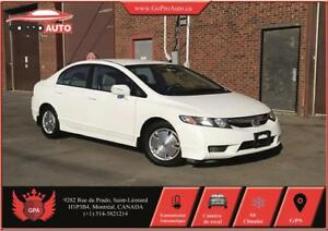 2008 Honda Civic Hybrid (A/C+MAGS GROUPE ELECT+FULL)