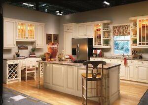 new vanities and kitchen