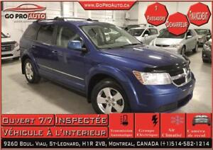 2009 Dodge Journey SXT BAS KILO / 7 Passagers / Camera de Recul