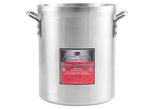 Winco - AXHH-20 - Super Aluminum 20 qt Stock Pot