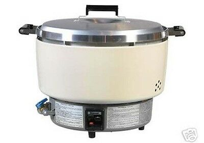 Rinnai Natural Gas Rice Cooker 55 Cups Nsf Made In Japan Commercial Quality