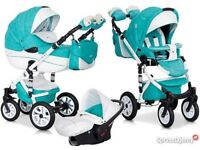 Push Chair + Car Seat - Must See ---Best Ever Out There - See Video inside