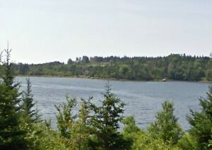 2.26 Acres with 400 Feet of Ocean Front on Spry Bay