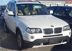 2010 BMW X3 3.0l I PANORAMIC SUNROOF | HEATED F/SEATS